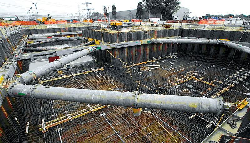 Galldris Construction Basements