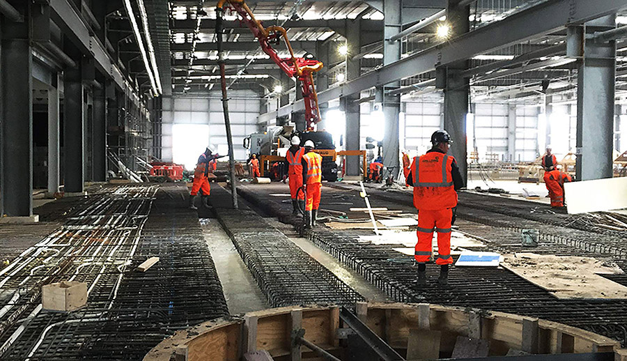 Galldris Construction Civil Engineering