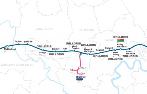 Galldris Crossrail